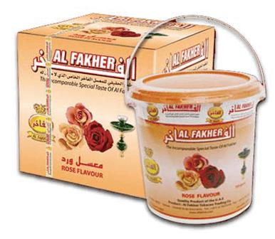 Al Fakher Rose Shisha