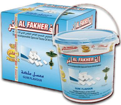 Al Fakher Gum Mastic Shisha